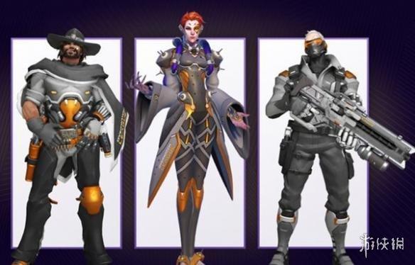 暴雪Twitch联合推出《守望先锋》联赛并提供专属皮肤