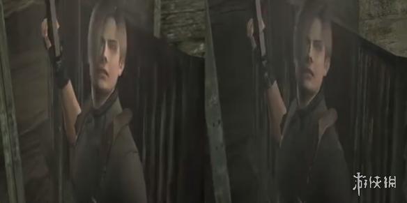 《生化危机4》民间HD与原版对比 艾达王人脸差别明显!