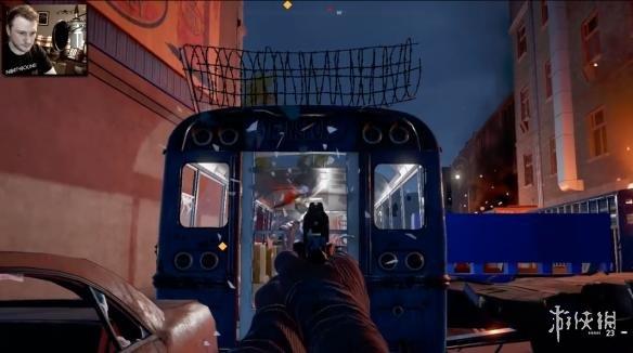 用《孤岛惊魂5》地图编辑器重置《生化危机2》 这游戏图片