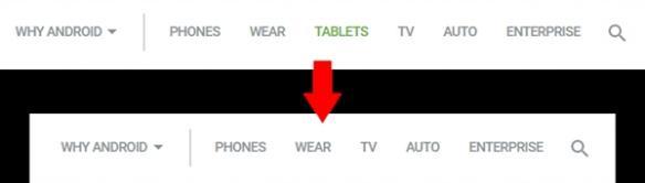 平板只剩IPad一家独大?谷歌平板官方主页被撤下!