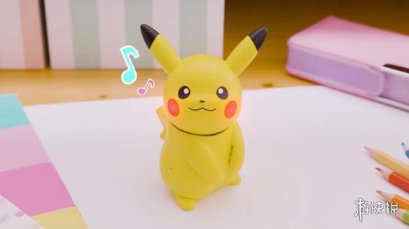 日本8月发售超萌Hello皮卡丘机器人 可爱乖巧会说话!