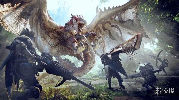 你是否也拿着大剑做体操 《怪物猎人世界》趣味同人