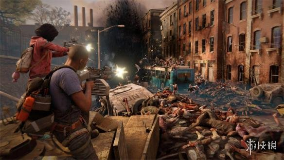 《僵尸世界大战》玩家死后会变成僵尸 还没大型boss