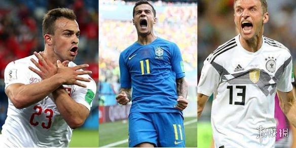 世界杯十四日前瞻 德国能否破魔咒 五星巴西盼望取胜!