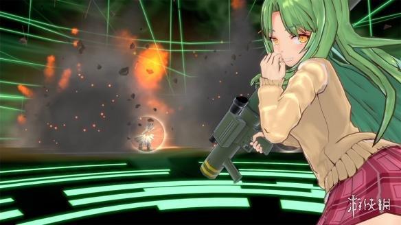 绅士射击《子弹少女:幻想》新截图 清凉少女还会爆衣