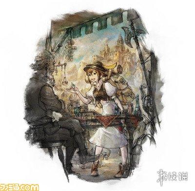 《八方旅人》商人指令及战斗技能?图文介绍 商人资料详解