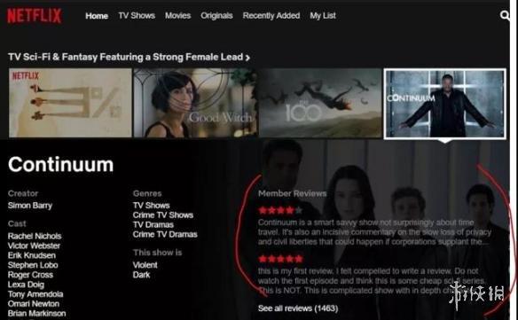 Netflix的算法世界里 影评人和五星打分都成了多余的