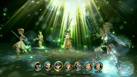 人气JRPG《沙加:深红野望》最新宣传片 8月登陆PC