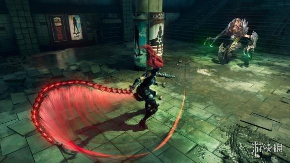 《暗黑血统3》战斗系统演示 呈现怒神丰富动作技能!