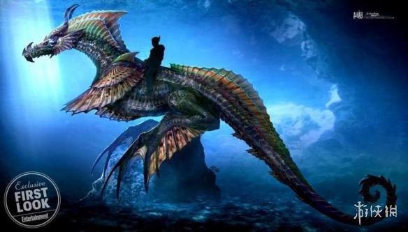 例如杰森斯坦森主演,8月10日就上映的《巨齿鲨 (meg )》