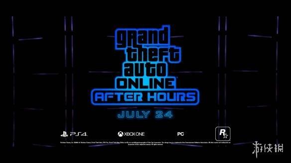 《侠盗猎车手5(GTA5)》在线模式下周迎来夜店狂欢!基佬托尼带你飞