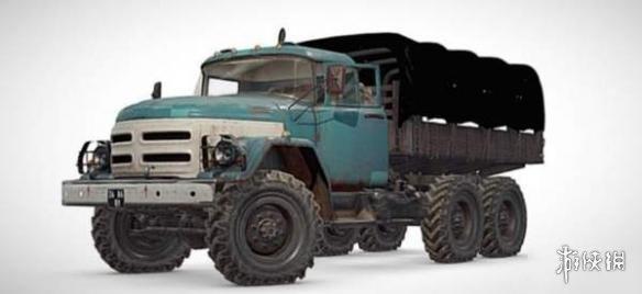 绝地求生 新载具六轮大卡车曝光 至少容纳10个人