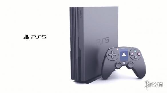 国外大神打造PS5概念主机 外形炫酷还有强大黑科技!