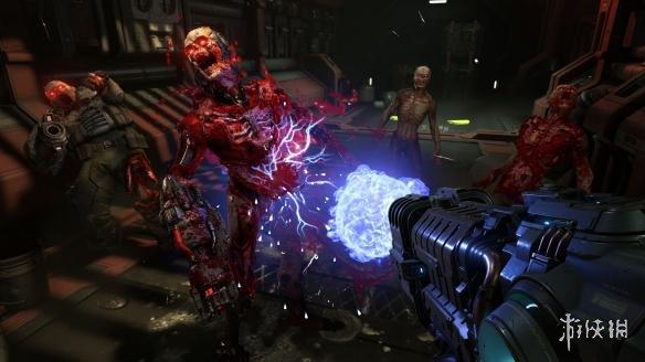 B社《毁灭战士:永恒》游戏截图和概念设定图公布