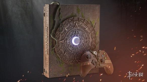 官方定制版《古墓丽影:暗影》主题Xbox One X公布 全世界仅此一台!