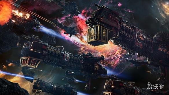 战锤40K世界观RTS游戏《哥特舰队:阿玛达2》跳票至明年1月发售 全新派系预告公布