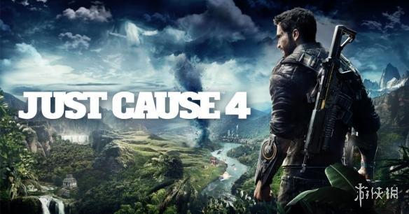 《正当防卫4》新截图展现了游戏强大的画质和特效!主角在电闪雷鸣中穿梭飞行!