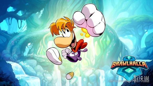 育碧旗下经典角色雷曼加入独立游戏《Brawlhalla》