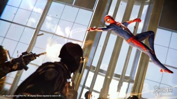 《漫威蜘蛛侠》新预告片发布!游戏将在北京时间9月7日12:00正式登陆PS4!
