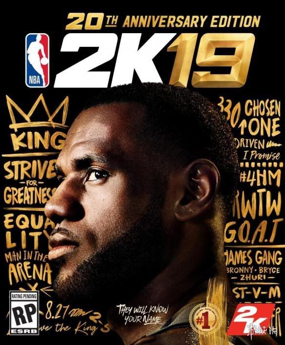 体育竞技SPG《NBA 2K19》官中STEAM预载版发布!