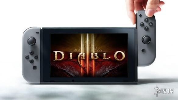 Switch《暗黑破坏神3:永久收藏版》封面图公布 迪亚波罗霸气十足!