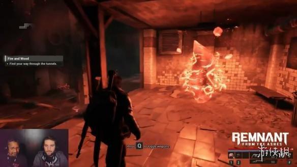 第三人称生存动作游戏遗迹:灰烬重生30分钟试玩影像公布