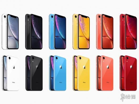 黑色,蓝色,黄色,珊瑚色和红色),壁纸上苹果也是准备了多达12张的彩色