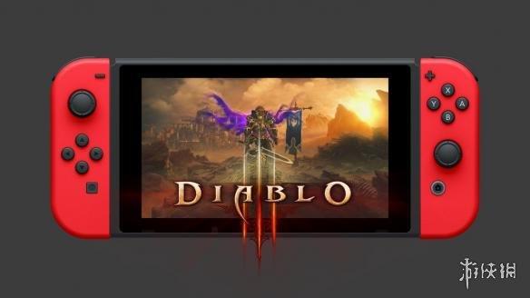 Switch版《暗黑破坏神3》新演示 四人联机流畅无比