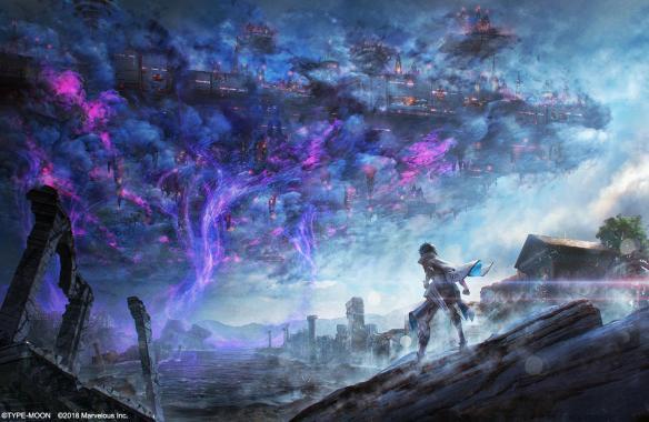 《Fate/EXTELLA LINK》欧美版新截图 超胸妹子霸气登场!