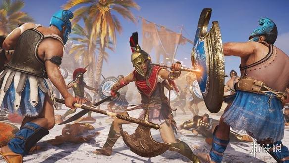 《AC:奥德赛》三大平台画面对比 PC版效果最棒