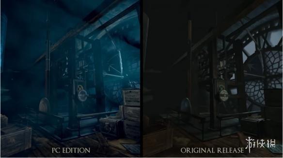 11月解锁!经典解谜《未上锁的房间3(The Room Three)》登陆Steam