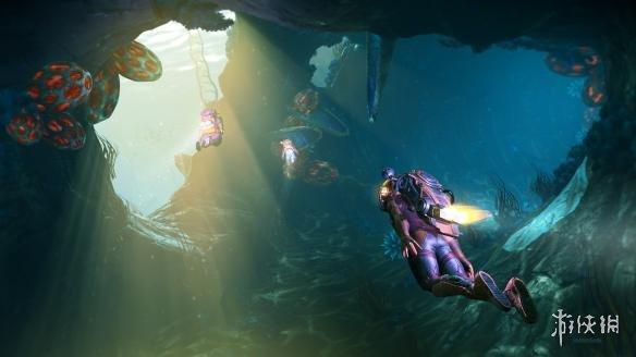 """无人深空》""""深渊""""免费更新已上线 大幅升级游戏的水下内容!"""