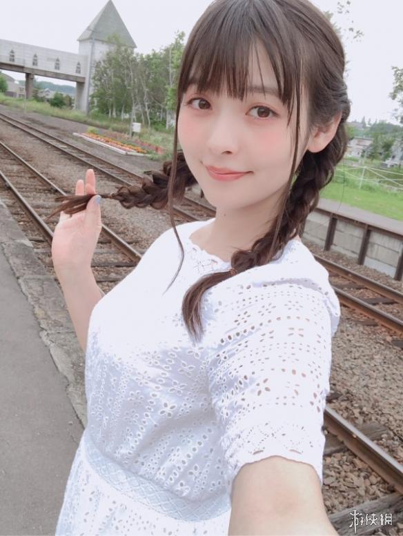 日本美女声优上坂堇曝最新写真 一袭军装帅气迷人!