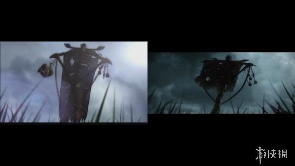 《魔兽争霸3:重制版》CG/原版对比 全方面质的飞跃