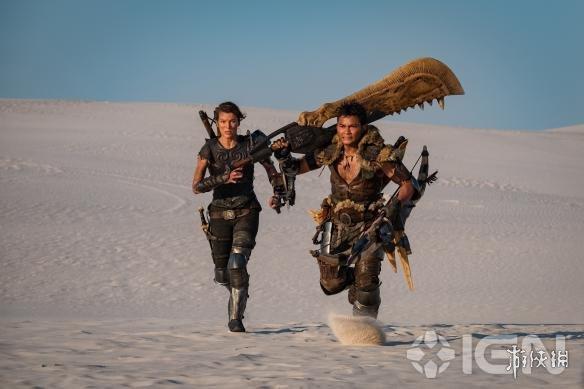IGN曝光《怪物猎人》真人电影12大细节 武器盔甲场景怪物等元素都很还原!