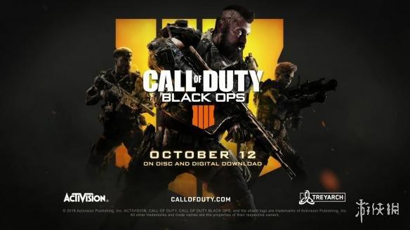 NPD美国十月游戏销量榜单出炉:《荒野大镖客2》不敌《使命召唤15:黑色行动4》