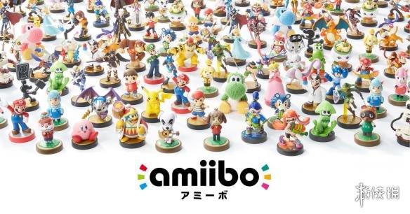《任天堂大乱斗SP》发售庆祝 63个经典amiibo在日本亚马逊正式开卖