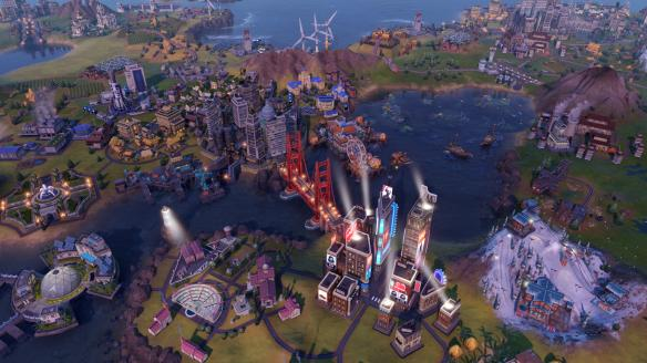 第二部大型资料片《文明6:风云变幻》专题站上线