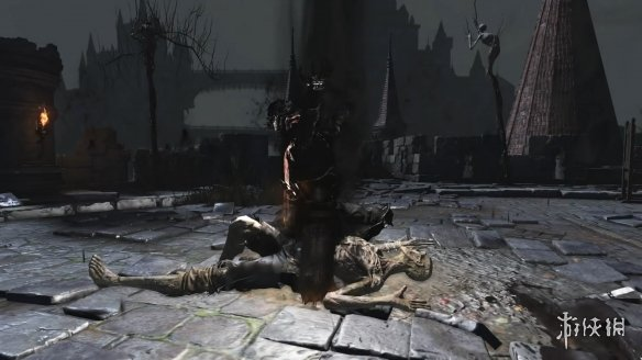 黑暗之魂3删减内容被玩家扒出 插剑献祭建立篝火
