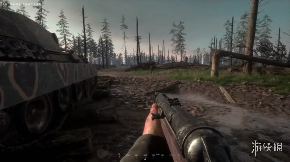 二战主题FPS人间地狱将于2019年在Steam开启抢先体验 新预告片公布