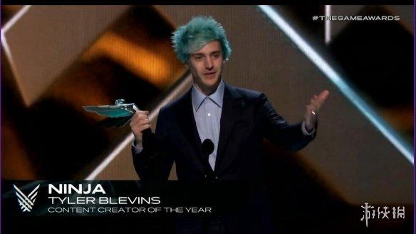 A2018:人气主播Ninja获得年度最佳内容创作者
