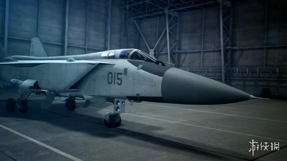 """《皇牌空战7》第四弹机体预告片公布 """"捕狐犬""""米格-31战斗机登场"""