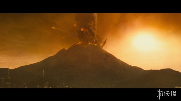 《哥斯拉:怪兽之王》曝正式预告 哥斯拉大战基多拉