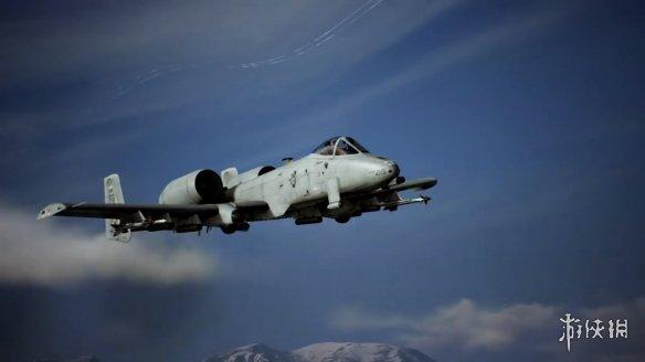 《皇牌空战7》第五弹机体预告片:攻击机A-10