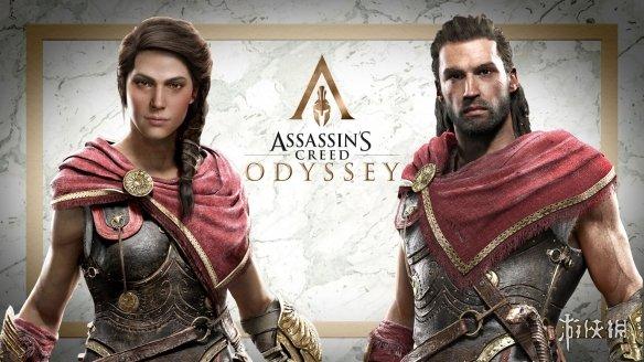 《刺客信条:奥德赛》玩家仅有约三分之一选择了女主 而三分之二使用了男主!