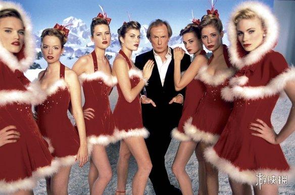 天黑请闭眼,圣诞杀人夜!看完这部恐怖片再也不敢直视圣诞老人