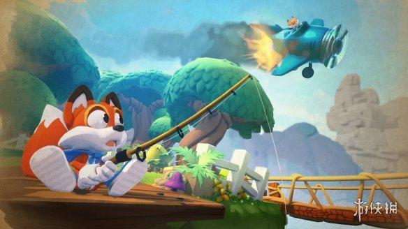 采用横版过关的方式,画面风格可爱讨喜,玩家扮演一只萌萌的小狐狸经历