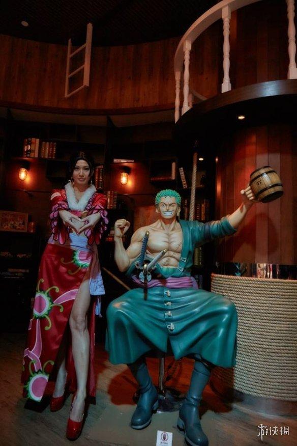 真实的草帽海贼团!海贼王主题餐厅在正式开业