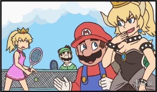 任天堂确认只有奇诺比珂能戴上皇冠变成公主 网红形象库巴姬看来不会转正!