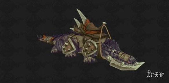 魔兽世界8.15新版本回归 鳄鱼坐骑布鲁斯亮相!